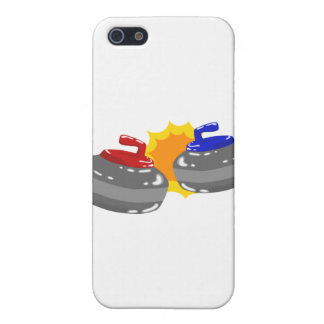 Curling iPhone 5/5S Covers