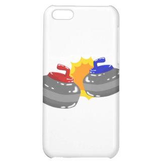Curling iPhone 5C Covers