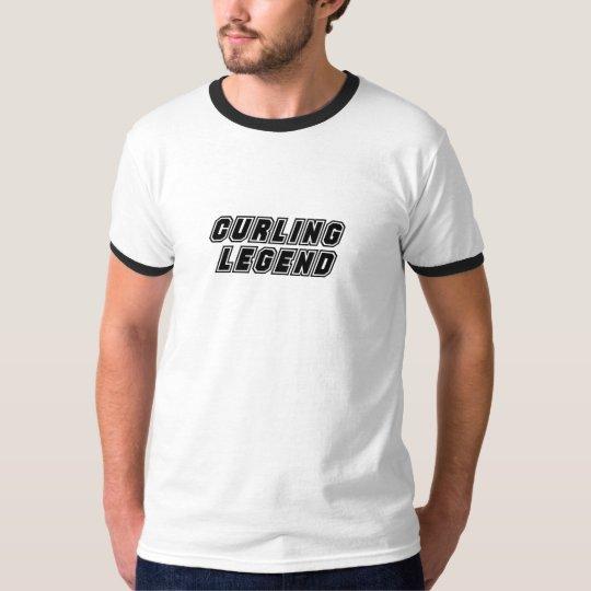 Curling Legend T-Shirt