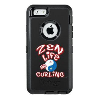 Curling OtterBox Defender iPhone Case