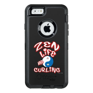Curling OtterBox iPhone 6/6s Case