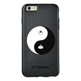 Curling OtterBox iPhone 6/6s Plus Case