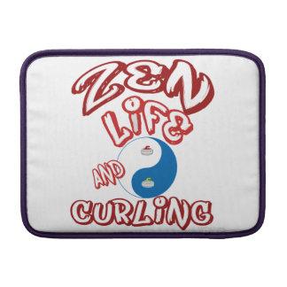 Curling Sleeve For MacBook Air