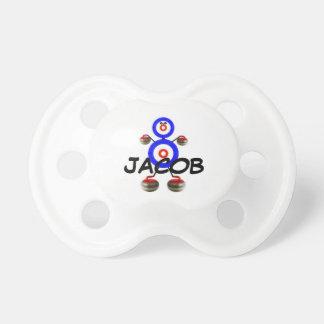 Curling Star Dummy