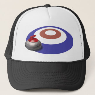 Curling Stone hat