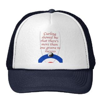 Curling Success Cap