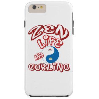 Curling Tough iPhone 6 Plus Case