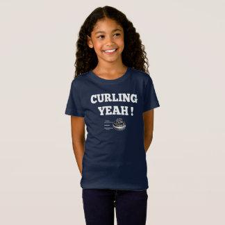 Curling Yeah!  T-Shirt