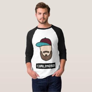 Curlingseb 3/4 sleeve T-shirt Men