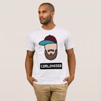 Curlingseb Ash Grey T-shirt Men