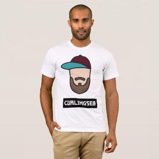 Curlingseb White T-shirt Men