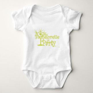 CurlMartiBachettePyellow Baby Bodysuit