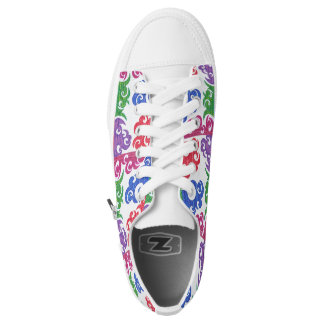 curlswirl printed shoes