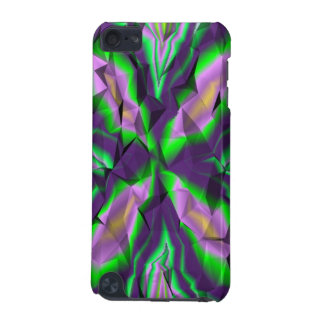Curly abstract pattern iPod touch (5th generation) cases