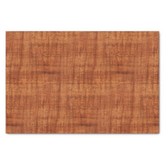 Curly Acacia Wood Grain Look Tissue Paper