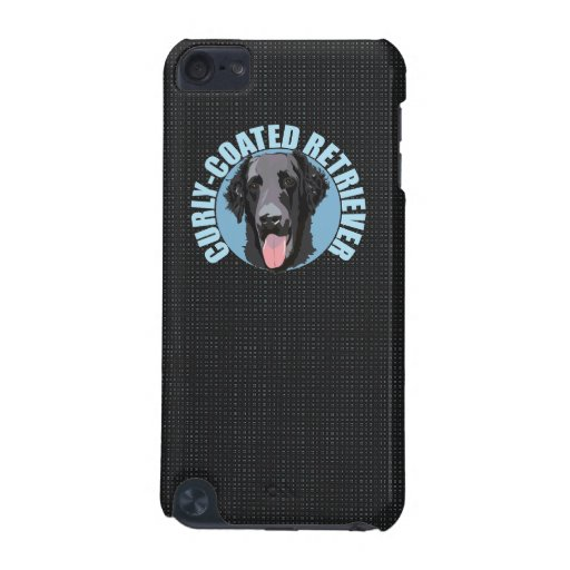 CURLY-COATED RETRIEVER iPod TOUCH (5TH GENERATION) CASE