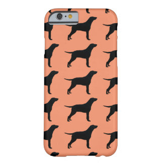 Curly coated retriever phone case