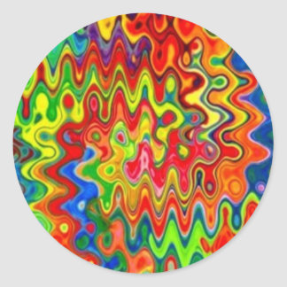 Curly Colors Stickers