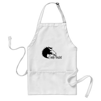 Curly Horse Standard Apron