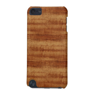 Curly Koa Acacia Wood Grain Look iPod Touch (5th Generation) Case