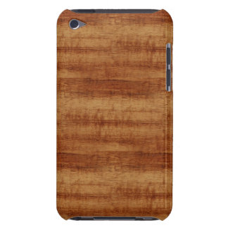 Curly Koa Wood Grain Look Case-Mate iPod Touch Case