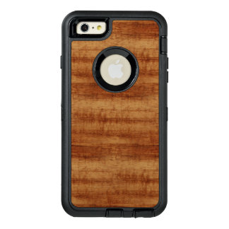 Curly Koa Wood Grain Look OtterBox iPhone 6/6s Plus Case