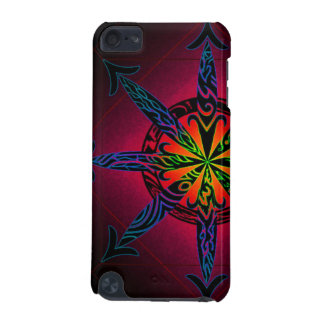 Curly Quetzal - Choose Your Color! iPod Touch (5th Generation) Cover