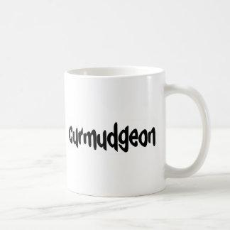 Curmudgeon Coffee Mug