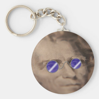 Currency in sunglasses key chains