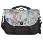 Currency Of The World Commuter Bag
