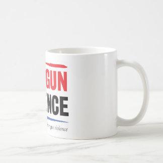 Current CSGV logo Basic White Mug