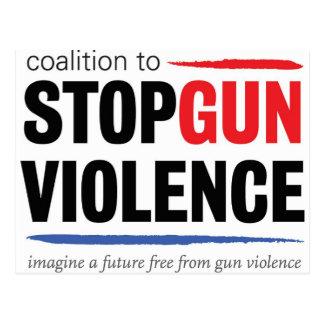 Current CSGV logo Postcard