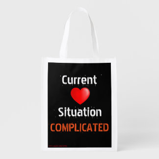 Current Situation Relationship Status-COMPLICATED