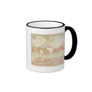 Currents of air ringer mug