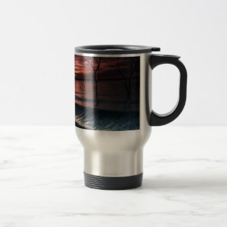 currents stainless steel travel mug