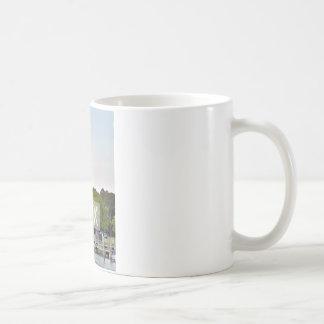 Currituck Beach Light. Basic White Mug