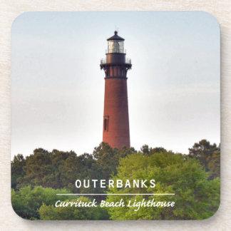 Currituck Beach Light Coaster