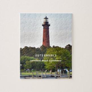 Currituck Beach Light Puzzle