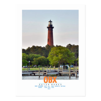 Currituck Beach Lighthouse. Postcard