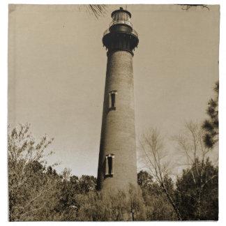 Currituck Lighthouse Napkin