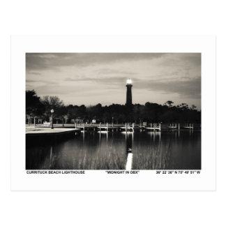 Currituck Lighthouse. Postcard