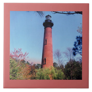 Currituck Lighthouse Tile