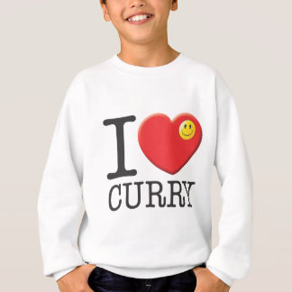 Curry, Eat Sweatshirt