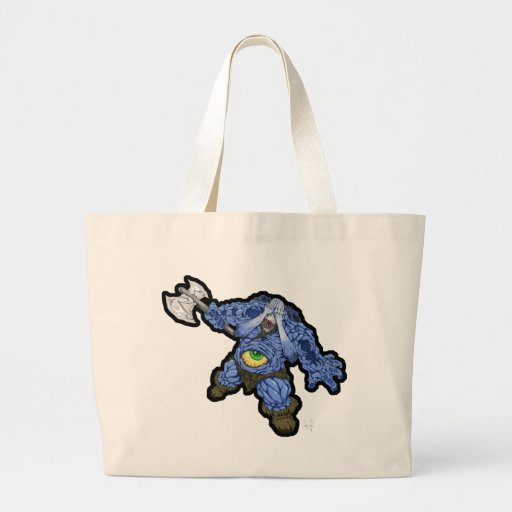 Cursed Viking Canvas Bags