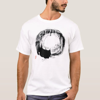 Cursive Circle T-Shirt