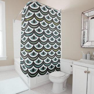 Curtain of Bath Creative Waves