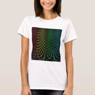 Curtains in abstract T-Shirt