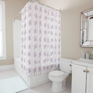 Curtains of bath