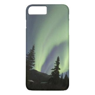 Curtains of green aurora borealis in the sky 2 iPhone 8 plus/7 plus case