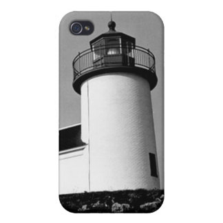 Curtis Island Lighthouse iPhone 4/4S Covers